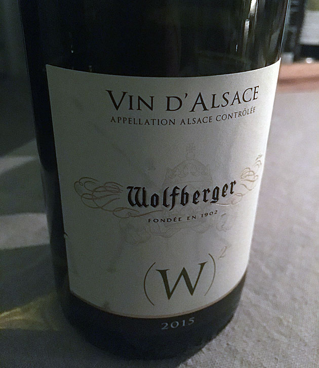 Wolfberger Riesling 2015