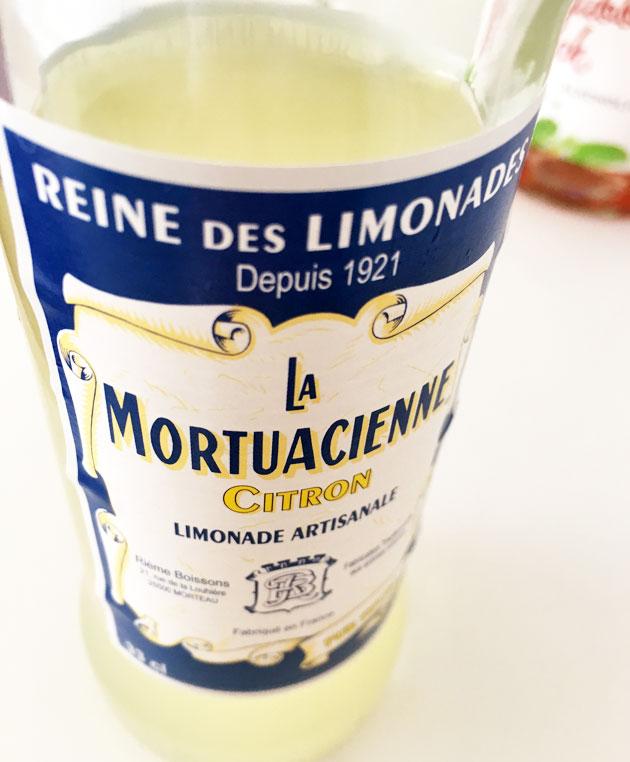 La Mortuacienne, citron