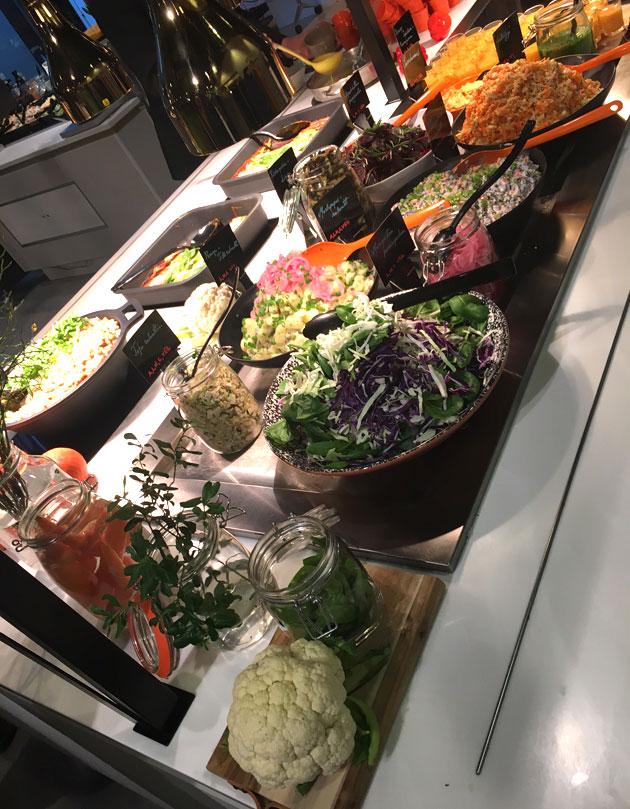 Fazer nostaa kasvisruoan kärkeen uudistuvissaravintoloissaan