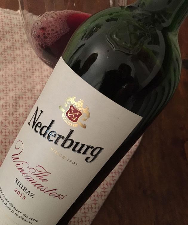 Nederburger the Winemasters Shiraz