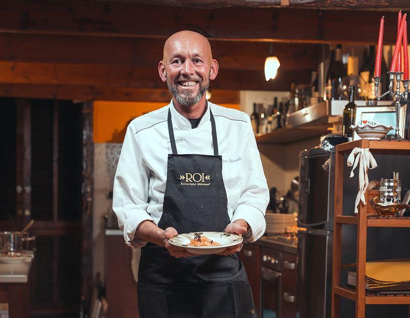 Silja Linen uusi ruokalista vie jalat alta Ligurianherkuillaan